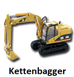Kettenbagger