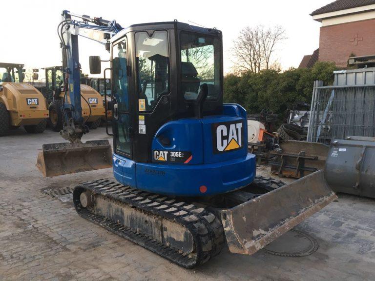 CAT305 E CR