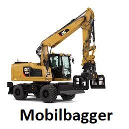 Mobilbagger