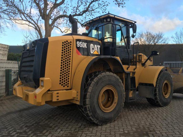 CAT 950 K